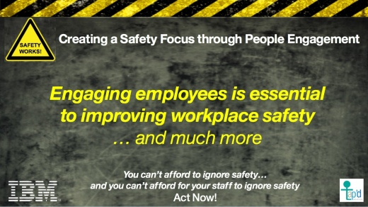 Creating a Safety Focus through People Engagement - social tile