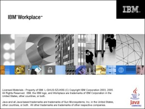 IBM Workplace Splash