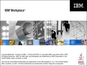 IBM Workplace Splash